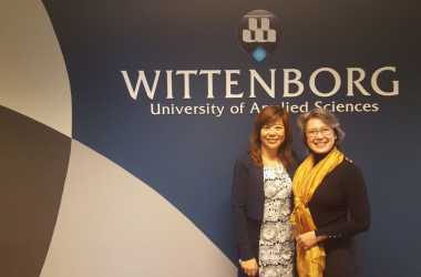 Indonesian Embassy Delegation Visit Wittenborg