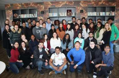New Students from 24 Countries Started in February at Wittenborg