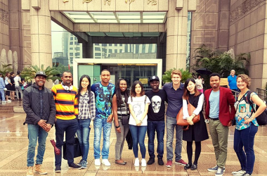 """Why I Loved Wittenborg's Shanghai Trip"" Nigerian Student Gives us the Inside Scoop"