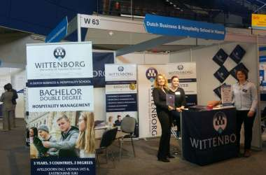 Meet 'Team Wittenborg' in Vienna!