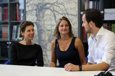 Students of International MBA can Alternate Between Vienna and Amsterdam