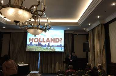 a steady increase in interest and students heading from Russia to study in Holland, since 2014.