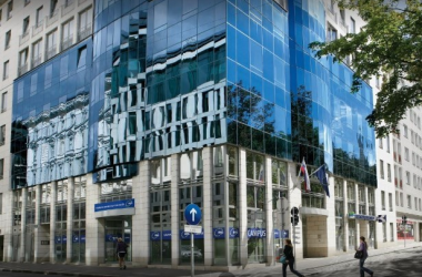 Wittenborg Vienna shares its campus with EWS Vienna