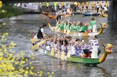Apeldoorn's Drakenboot Festival Promises a Musical Feast