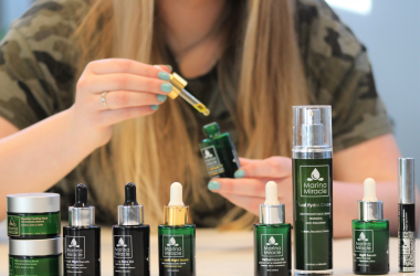 Norwegian Student Launches Beauty Company