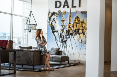 Spacious new quarters for Wittenborg Amsterdam - the Dali Builidng