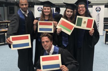 Wittenborg Celebrates First Amsterdam Graduates