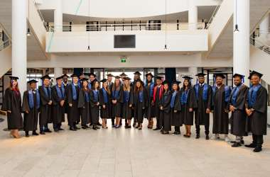 Wittenborg Celebrates Latest Graduates