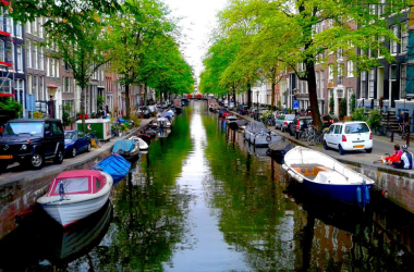 Amsterdam one of Europe's Top University Cities