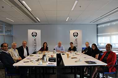 Wittenborg's Academic Advisory Panel Has Inaugural Meeting in Apeldoorn