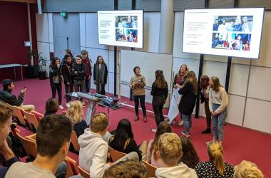 Apeldoorn Students Visit Wittenborg to Learn about Internationalism