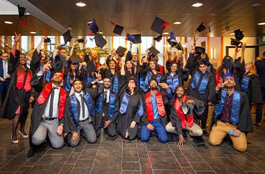 Inflow of foreign students continues to grow in the Netherlands