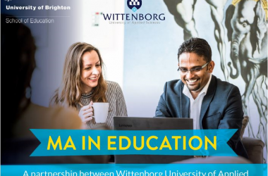 Wittenborg to Host Symposium on MA in Education in March