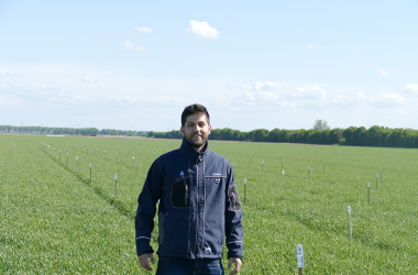 Brazilian Graduate Lands Job at Top Agricultural Company