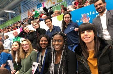 Trip to Münster Gives MSc Students Insight into Managing a Sport Club