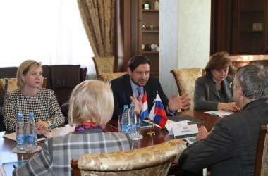 Partnership Discussions with Financial University Moscow