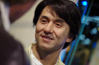 Look! It's Jackie Chan