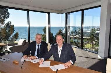 """""""Prestigious"""" Partner for Wittenborg in Australia"""