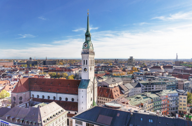 Wittenborg's Latest Study Destination, Munich, has Booming Economy