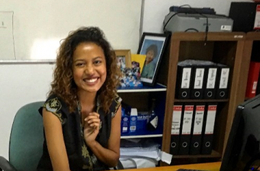 Wittenborg Student Lands Job at Indonesian Embassy