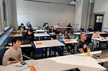 Wittenborg Welcomes New Group of Students from around World