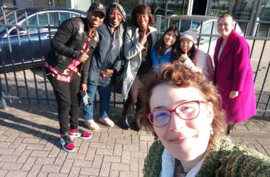 """Visit to Fair Trade Centre an """"Eye-Opener"""" for International Business Students"""