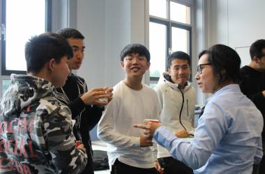 "Chinese Students at Wittenborg Not ""Panicking"" about Corona Virus"