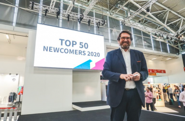 Wittenborg Partner in Munich, NEC, Judge at 2020 ISPO Fair