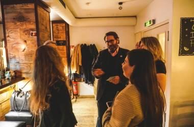 Wittenborg Partner in Munich, NEC, Hosts Meet & Greet at Alumni Wine Bar