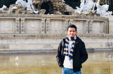 Supun Rodrigo: 'I like it because I know I'm being useful somewhere'