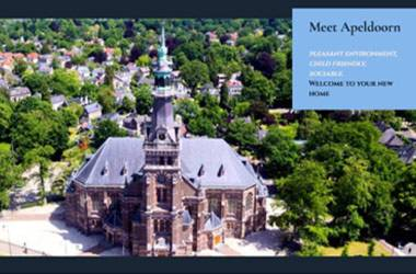 Wittenborg's 1st Project Week for 2021-2022: City Marketing of Apeldoorn