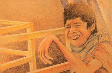 Artist Hailed for Portraits of Down Syndrome Children Now MBA Student at Wittenborg