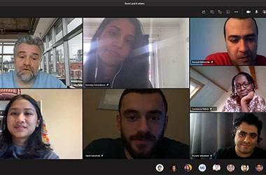 Wittenborg Students Learn Secrets of Job Recruitment Business in Online Webinar