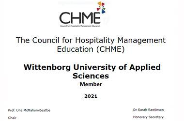 Wittenborg Joins Another Global Hospitality Network, CHME, Solidifying Ties within Sector