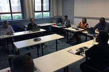 Wittenborg Teachers' Creativity & Innovativeness Revealed during Pedagogy Strategies Meeting
