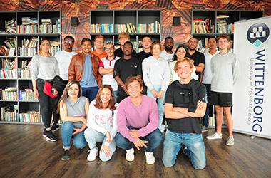 Wittenborg Warmly Welcomes New Students from 21 Different Countries from Around World