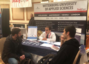 StudyExpo Fall 2019 Turkey