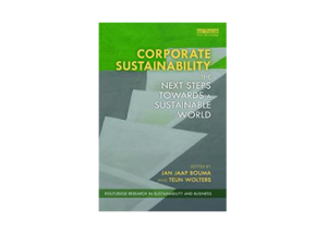 Book Launch: Corporate Sustainability