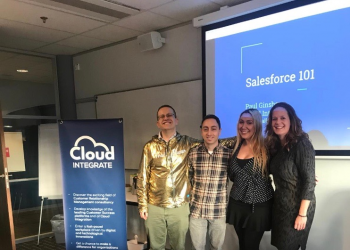 Career Counsellor Sanne de Jong brings in Paul Ginsberg of Cloud Integrate to talk about Salesforce and Trailhead