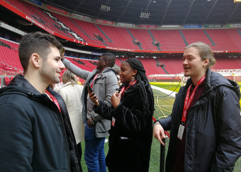 Home of Ajax Football Provides Lesson in Smart Cities