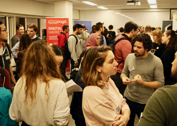 Hundreds Attend Amsterdam Tech Job Fair at Wittenborg Amsterdam