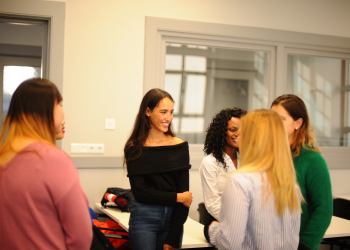 Nuffic Hosts Social Media Workshop at Wittenborg