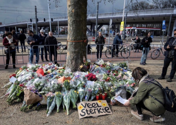 Wittenborg Student Recalls Horror of Utrecht Shooting