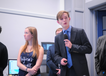World Climate Change Game Inspired Wittenborg Students into Action