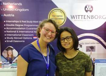 Students Flock to Dutch Placement Days