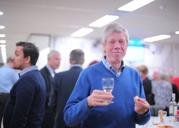 Visitors Impressed with New Wittenborg Amsterdam Building
