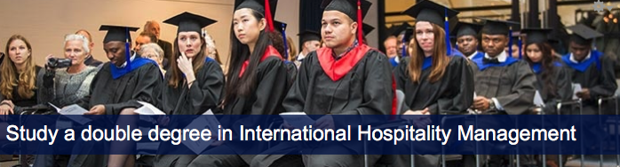 Study a Double Degree in Hospitality Management