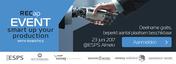 RECap: Smart-Up your Business with Robotics