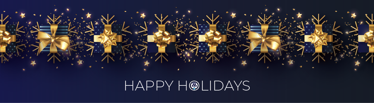 2020 Happy Holidays Website