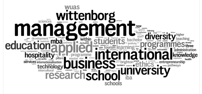 PhD Research Degrees at Wittenborg University